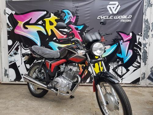 gilera vc 150 0km 2018 no rx  moto 150 promo  al 07/12
