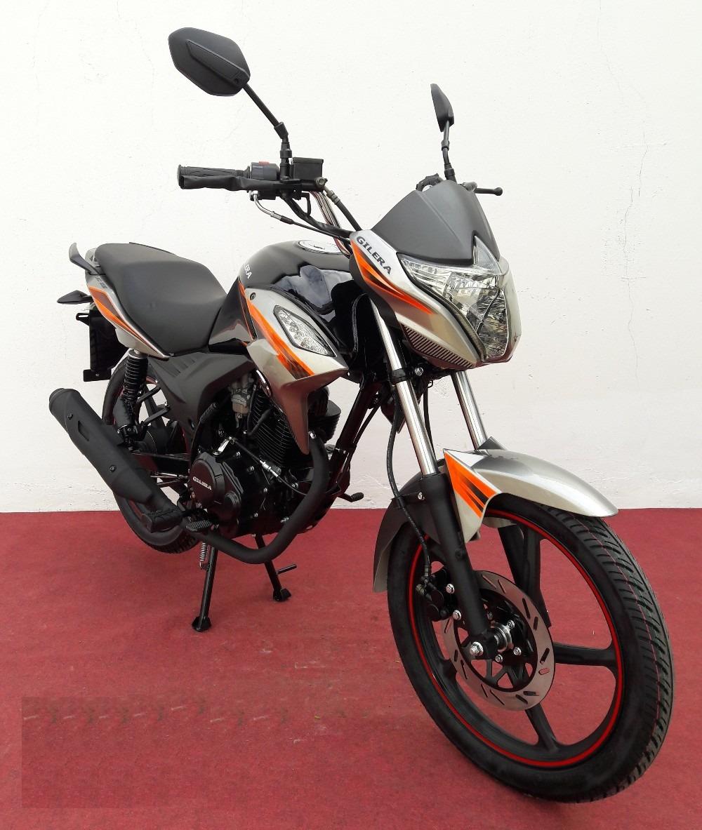 Moto Gilera Vc 200 Super Sport Cafe Racer 0km Urquiza