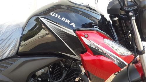 gilera vc 150 strada power  0km 2018 moto promos a 19/10