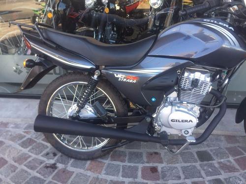 gilera vc 150 strada vs moto motos 0 km 2017 okm rx calle