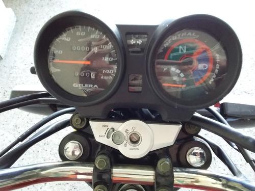 gilera vc 150 vs rayo - disco 0 km. ruggeri motos