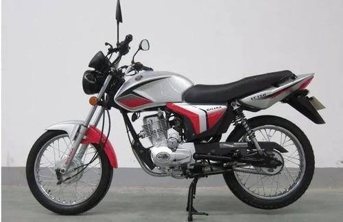 gilera vc 150cc vs  - motozuni  ciudad evita