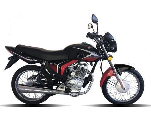 gilera vc 150cc vs  - motozuni  f. varela