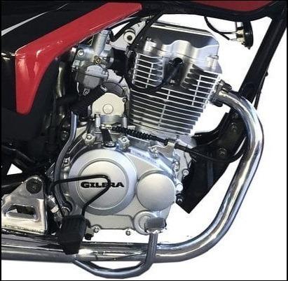 gilera vc 150cc vs  - motozuni  tigre