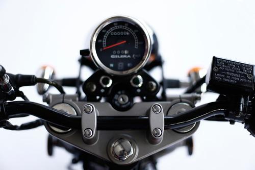 gilera vc 200 cafe racer 0km super sport en cuotas ahora 18
