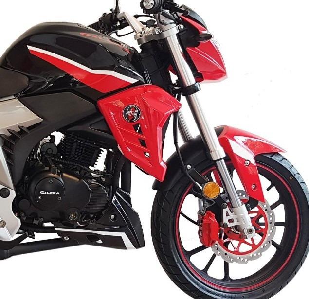 Gilera Moto Vc 200 17hp Naked 0 Km Promo Efectivo Al 17/1