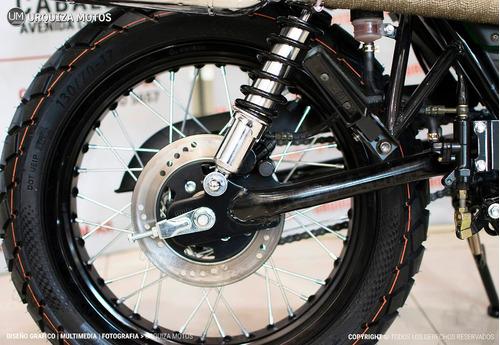 gilera vc 200 r super sport enduro scrambler urquiza motos