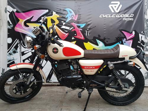 gilera vc 200 super sport moto 0km 2018 hasta 07/12