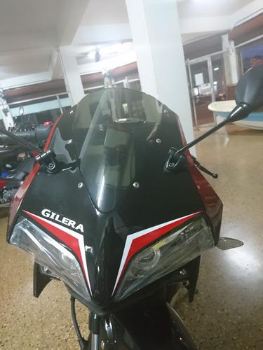gilera vc 200cc r color negro 0km