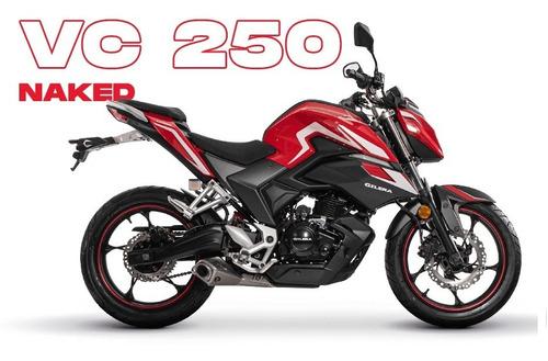 Gilera Vc 250 Naked 0km 2020 Vc250 Ahora 12 Y 18 Moto