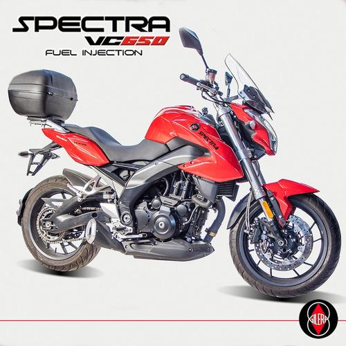 gilera vc 650 spectra 0km - calle sport