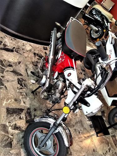gilera vc 70 moto calle 0km - no dax
