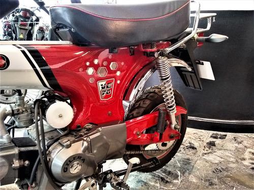gilera vc 70 moto calle 0km nueva