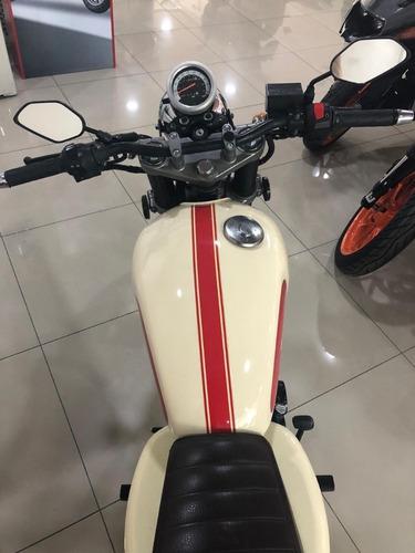 gilera vc200 2000km año 2018 urquiza motos