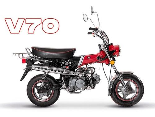 gilera vc70 dax 0km 2021 4t hasta en 18 cuotas! moto baires