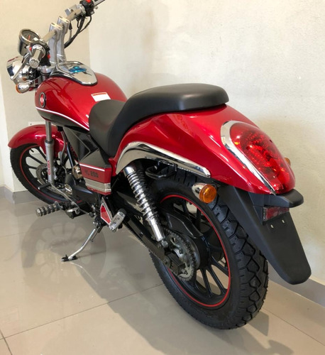 gilera yl 200 custom chopper 2018 0km