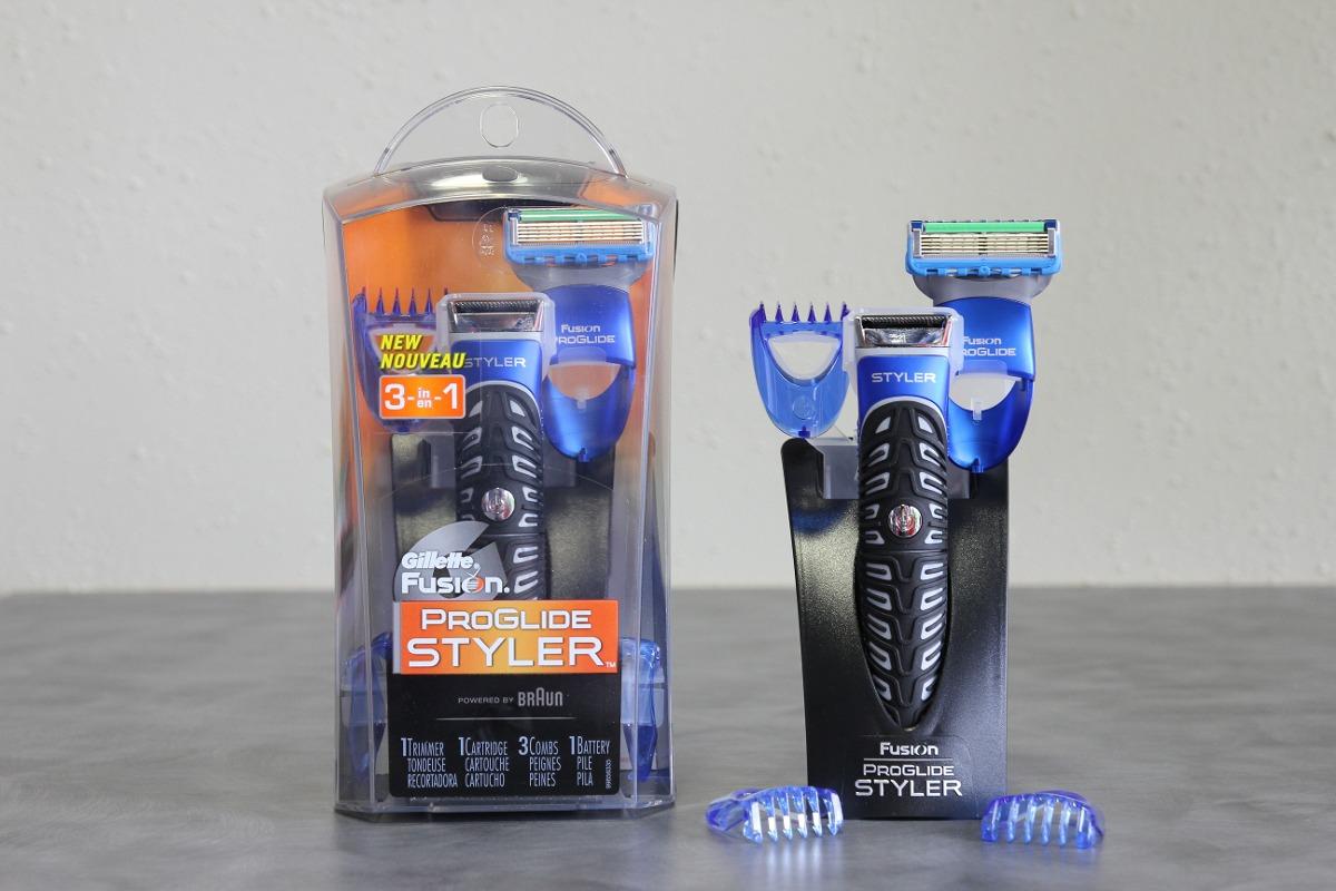 gillette fusion proglide styler 3en1 recortadora afeitadora. Cargando zoom. b4594a8edb94