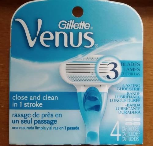 gillette venus. oferta afeitadora + repuestos