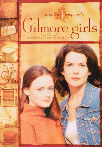 gilmore girls paquete temporadas 1 2 3 4 5 6 7 dvd