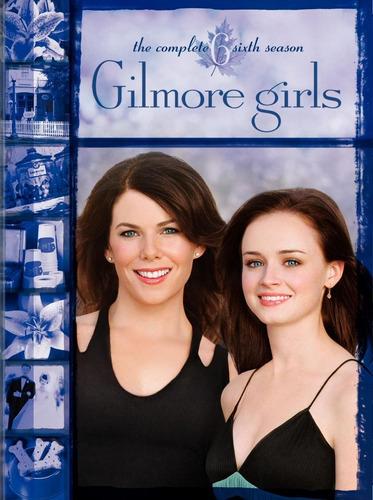 gilmore girls temporada 6 dvd original nueva y sellada