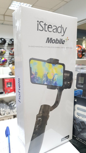 gimbal estabilizador isteady mobile plus original hohem