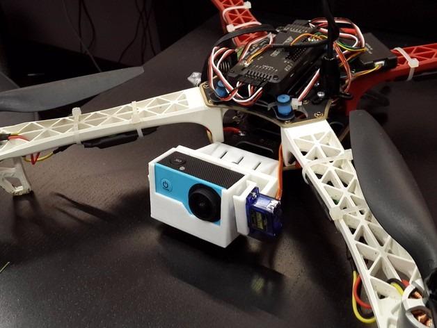 drone parrot full hd