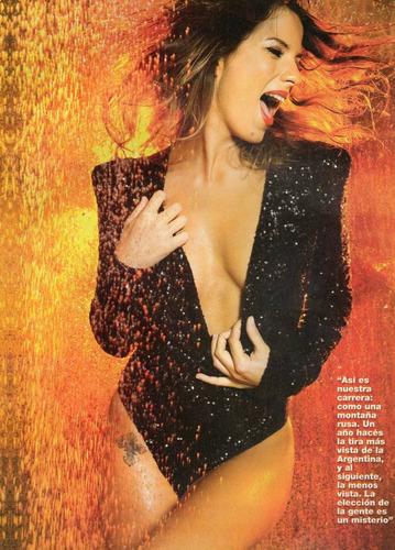 gimena accardi * coleccion recortes revistas clippings