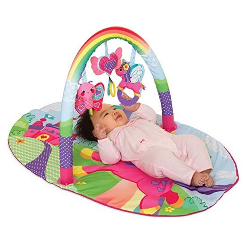 gimnanasio tapete para bebes  actividad