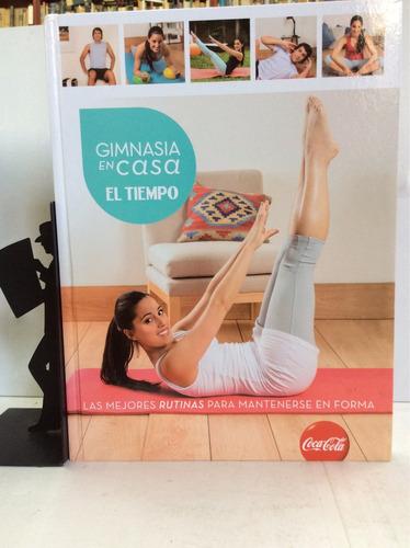 gimnasia en casa, las mejores rutinas para mantenerse en for