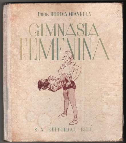 gimnasia femenina - 1948