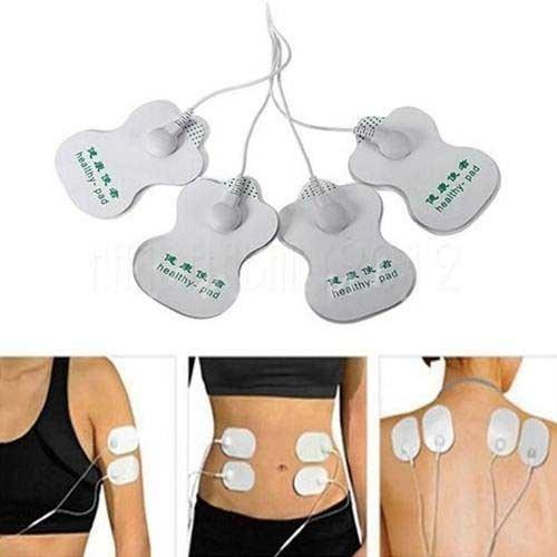 gimnasia pasiva 4 electrodos+lipolisis+4 electrodos repuesto
