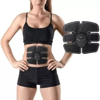 gimnasia pasiva, estimulador muscular abdominal,