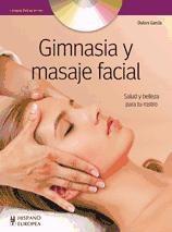gimnasia y masaje facial (+dvd)(libro )