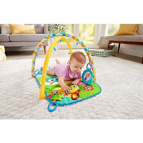 b11de9c76 Gimnasio Actividades Mini Monstruos Juguete Para Bebes Fb ...