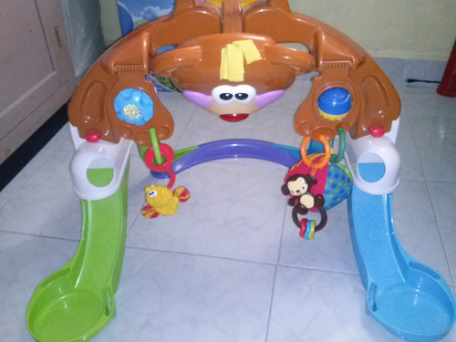 gimnasio bebe fisher price