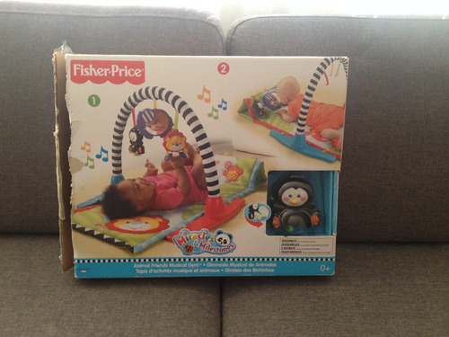 gimnasio bebe fisher price