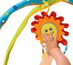 gimnasio bebe manta tiny love sunny day babymovil