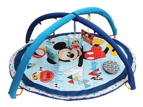 gimnasio bebe tapete multiactividades infanti disney