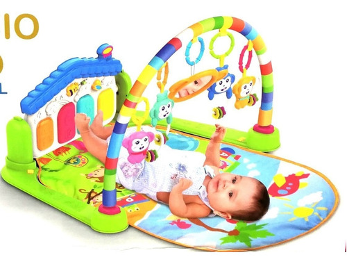 gimnasio bebes juegos