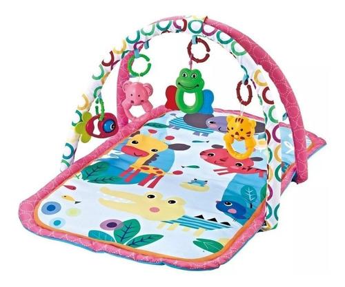 gimnasio cici manta bebe didactico juguetes babymovil