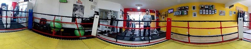 gimnasio de boxeo recreativo