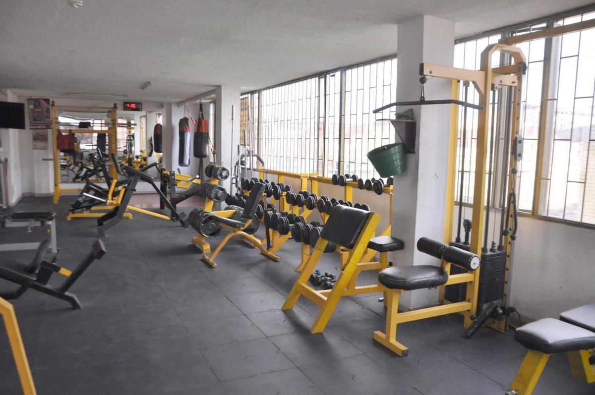 gimnasio en venta