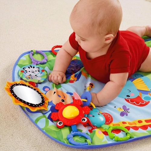 gimnasio felcraft - sonido piano juguetes espejo complet