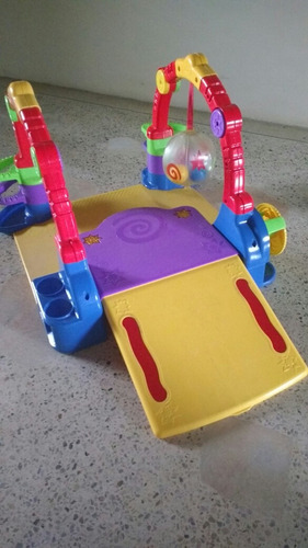 gimnasio fisher price