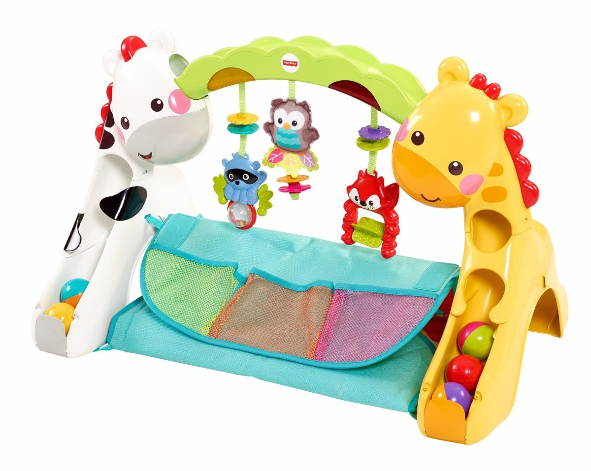 Gimnasio gym tapete actividades bebe fisher price 3 in 1 for Silla 3 en 1 fisher price