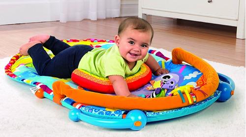 gimnasio-hamaca musical para bebe juega y aprende