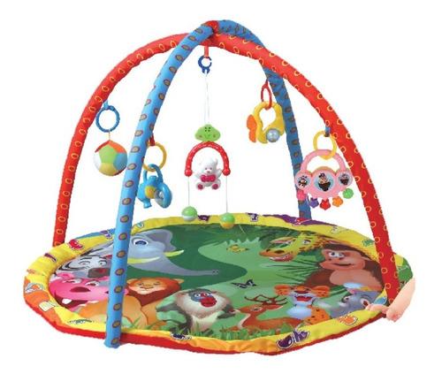 gimnasio manta didactica animales (happy animals gym)