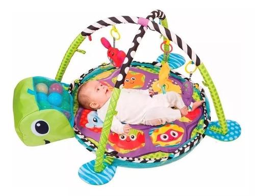 gimnasio manta didactica bebe pelotero 2 en 1 cici cuotas