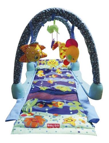 gimnasio - mi aquario - zippy toys