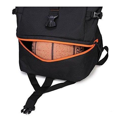 gimnasio mochila con compartimento para zapatos grande equip